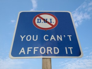 Kansas City Missouri DUI: You Can't Afford It