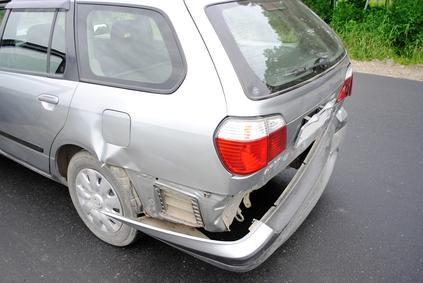 Kansas City car accident photo